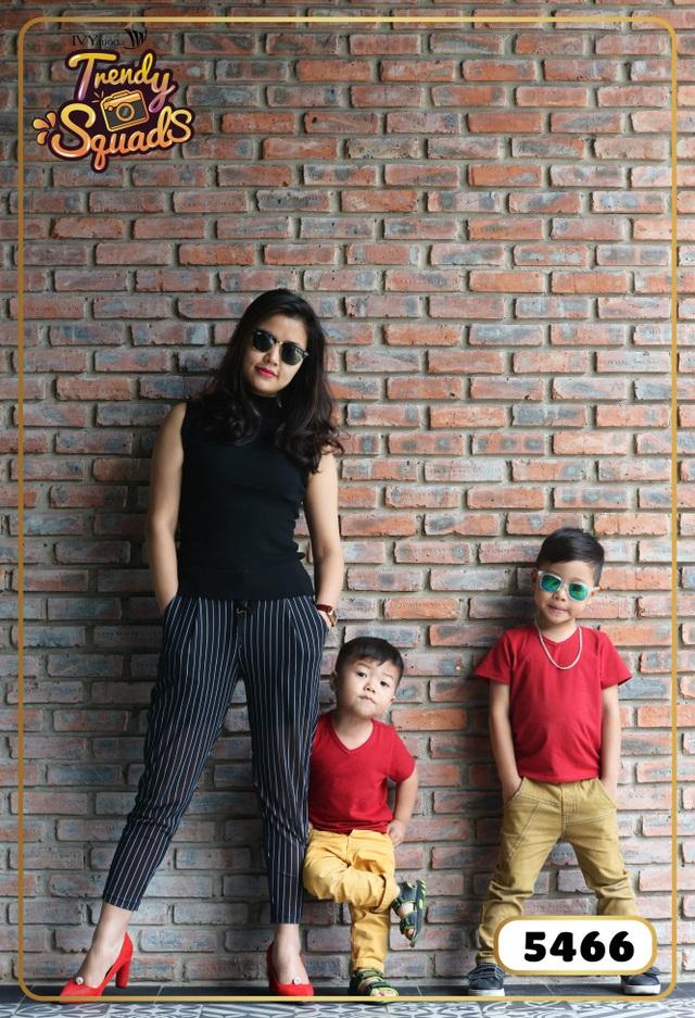 Soi style ăn mặc chất ngất từ các gia đình nhà ta, chẳng hề kém cạnh nhà sao thế giới là mấy - ảnh 6