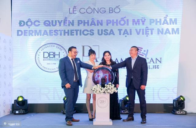 Mỹ phẩm DBH (Dermaesthetics Beverly Hills USA) chính thức có mặt tại Việt Nam - ảnh 1