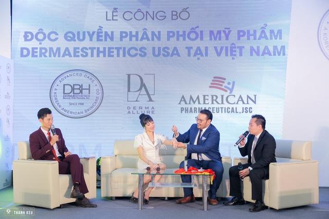 Mỹ phẩm DBH (Dermaesthetics Beverly Hills USA) chính thức có mặt tại Việt Nam - ảnh 2