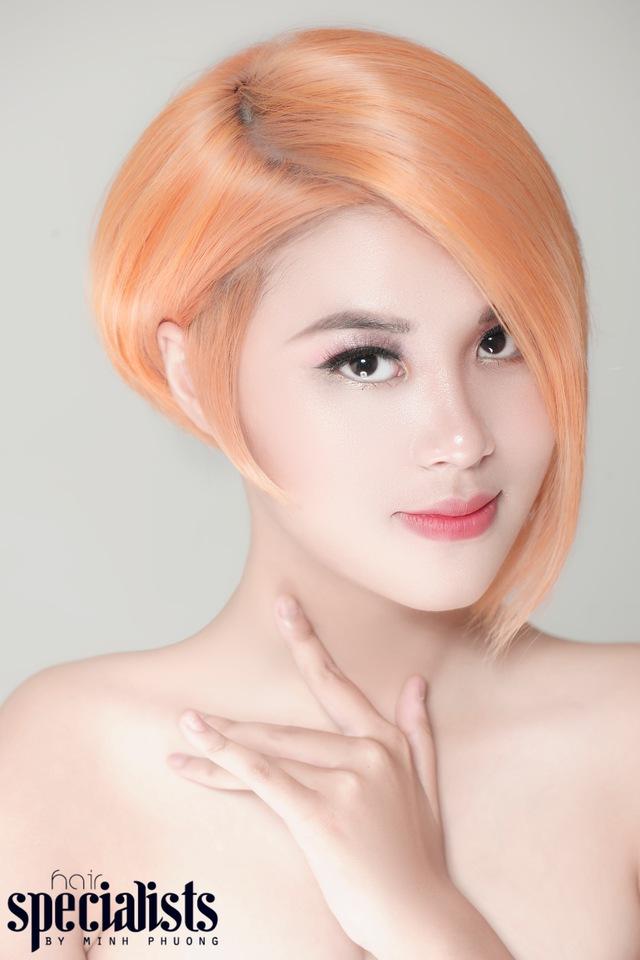 Top 5 màu tóc nhuộm mùa thu dự báo sẽ thống trị làng mốt 2018 - ảnh 5