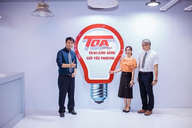 TOA Lighting – thiết bị chiếu sáng tốt cho sức khỏe con người - ảnh 2