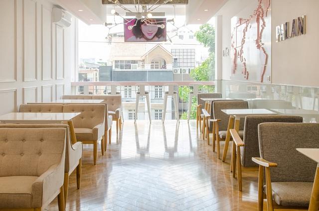Đại tiệc Café Palan không gian mở với sức chứa lớn - ảnh 1
