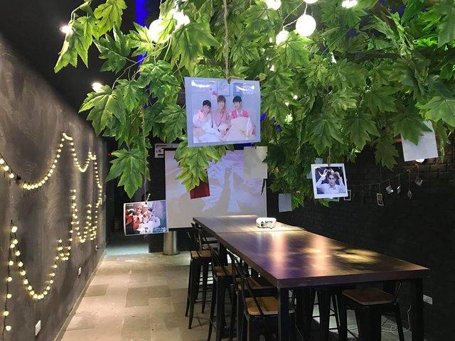 Đại tiệc Café Palan không gian mở với sức chứa lớn - ảnh 5