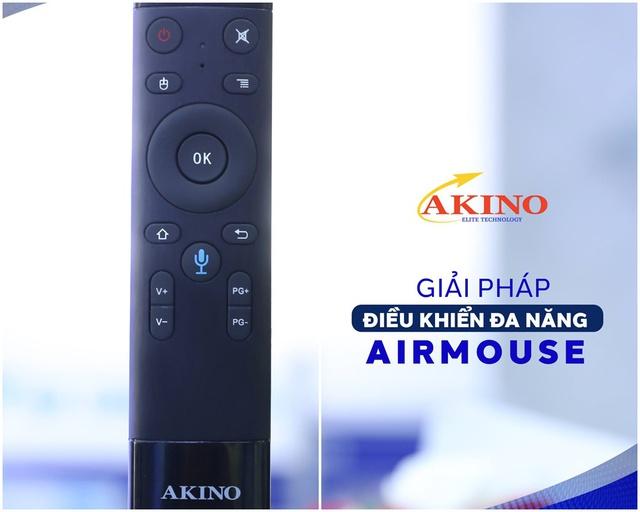 Akino - Tivi của người Việt, chuẩn mực công nghệ quốc tế - Ảnh 4.