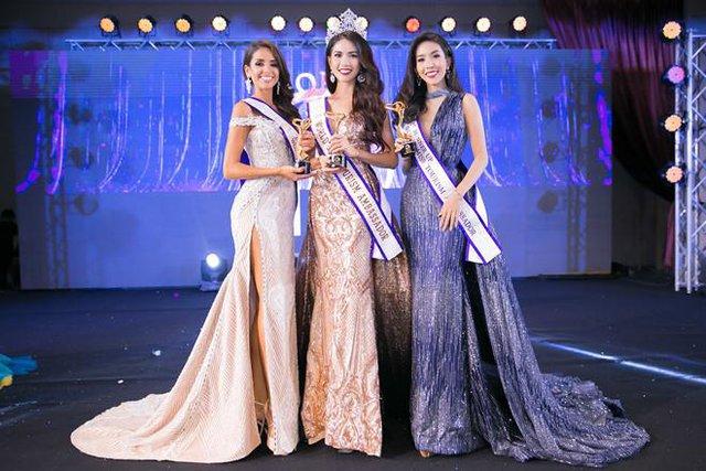 Đăng quang chưa lâu, Tân Hoa hậu Đại sứ Du lịch Thế giới dính nghi án phẫu thuật thẩm mỹ - ảnh 1