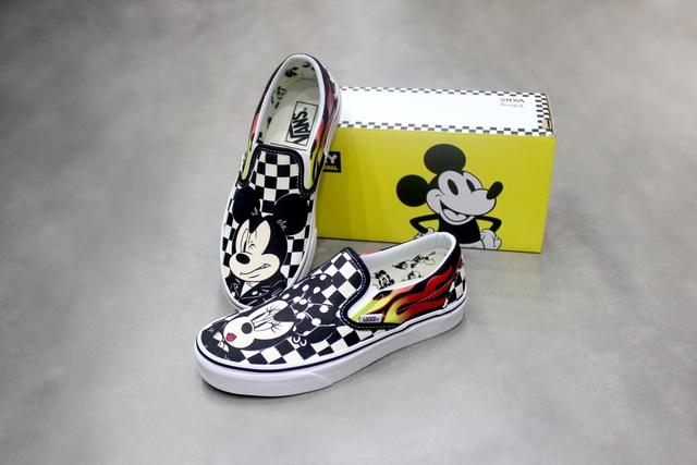 BST Vans x Disney chính thức đổ bộ thị trường Việt Nam với những items đỉnh nhất - ảnh 4