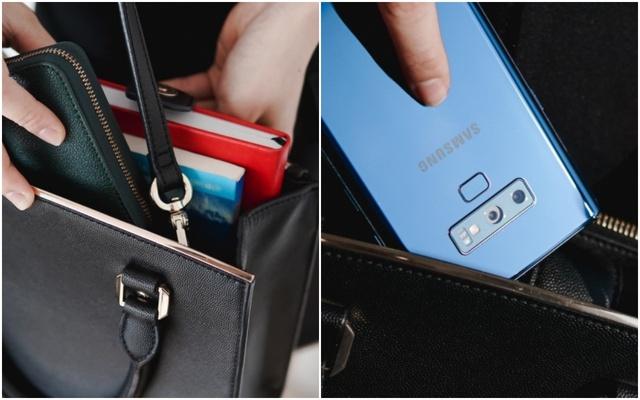 Smartphone đã thay thế những gì trong túi của một cô gái trẻ? - Ảnh 11.
