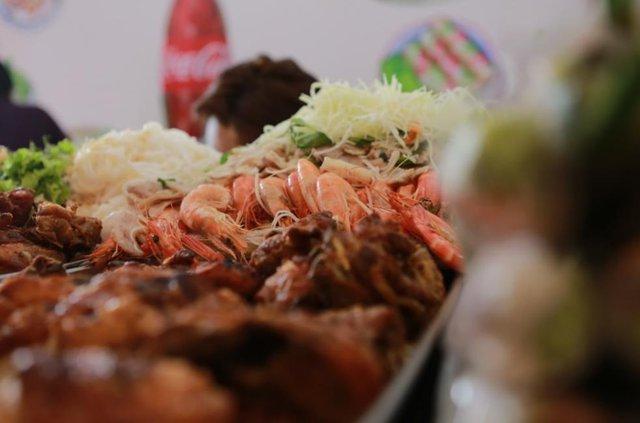 """Hình như cả Sài thành đang đổ về đây """"ăn trọn Thái, Hàn, Việt, Nhật - ảnh 8"""