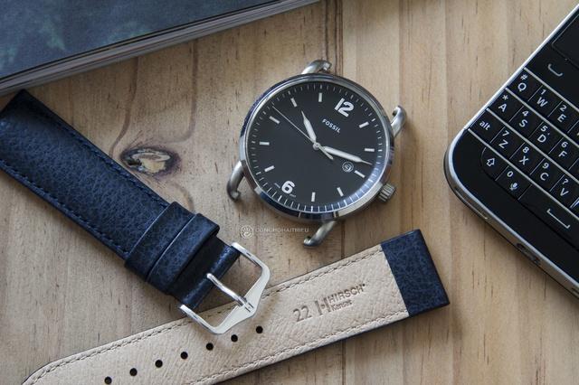 Bộ sưu tập dây da được các thương hiệu đồng hồ nổi tiếng thế giới ưa chuộng - ảnh 6