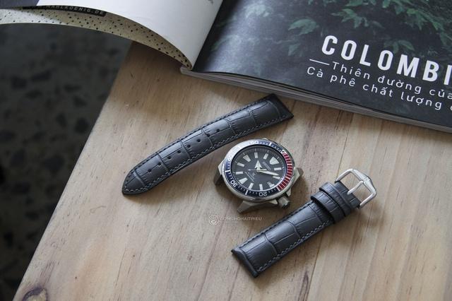 Bộ sưu tập dây da được các thương hiệu đồng hồ nổi tiếng thế giới ưa chuộng - ảnh 7