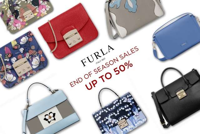 Cơ hội sở hữu túi xách Furla dễ dàng với End of Season Sales up to 50% tháng 11 này - ảnh 1