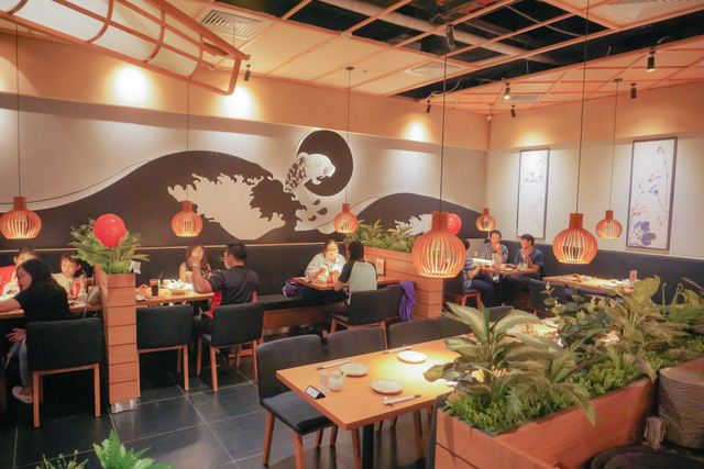 Kinh ngạc với cá ngừ khổng lồ 80kg cùng màn trình diễn chế biến chuyên nghiệp ngay tại nhà hàng Nhật - Sushi Kei - ảnh 9