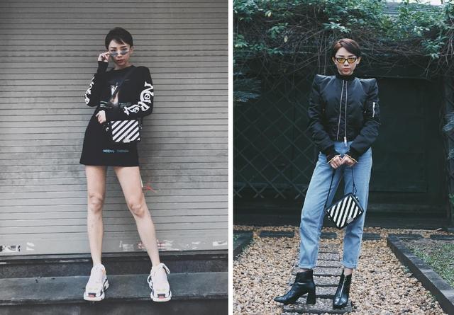 """Những thương hiệu thời trang đang """"gây bão"""" streetstyle của sao Việt - Ảnh 10."""