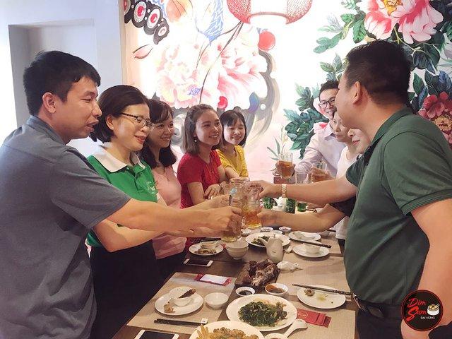 Quán ăn dimsum gây sốt thực khách tại Hà Nội - Ảnh 4.