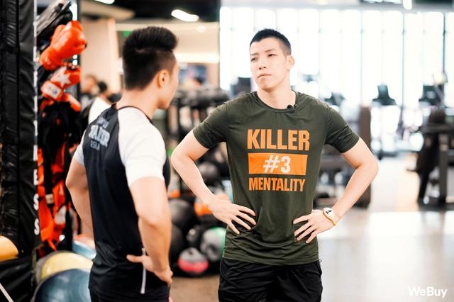 Bí quyết cho body cực phẩm của Đạt Doc - thủ lĩnh đội bóng rổ nghìn fan Hà Nội Buffaloes - Ảnh 5.