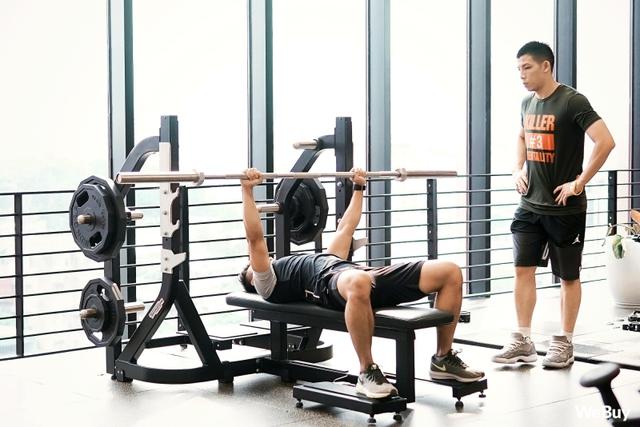Bí quyết cho body cực phẩm của Đạt Doc - thủ lĩnh đội bóng rổ nghìn fan Hà Nội Buffaloes - Ảnh 6.