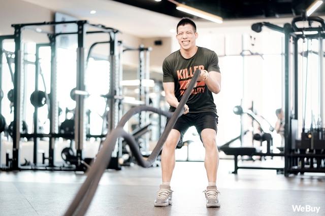 Bí quyết cho body cực phẩm của Đạt Doc - thủ lĩnh đội bóng rổ nghìn fan Hà Nội Buffaloes - Ảnh 8.