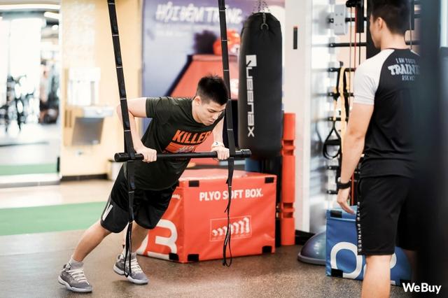 Bí quyết cho body cực phẩm của Đạt Doc - thủ lĩnh đội bóng rổ nghìn fan Hà Nội Buffaloes - Ảnh 9.