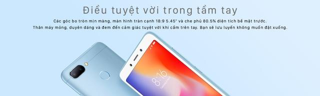 Xiaomi Redmi 6 sale chấn động còn 2 triệu 890 nghìn đồng, chỉ duy nhất ngày 05/12 - Ảnh 4.