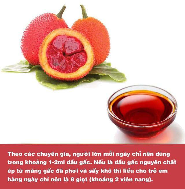 Chứa hàm lượng dưỡng chất cao gấp nhiều lần cà chua, cà rốt; gấc chính là thực phẩm vàng dành cho lá gan - Ảnh 6.