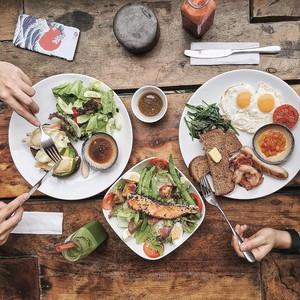 Review ẩm thực trên Instagram