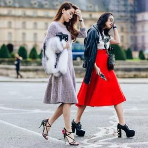 Bùng nổ fashionista và celeb Việt tại các tuần lễ thời trang quốc tế
