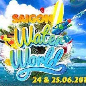 Saigon Water World by Warrior