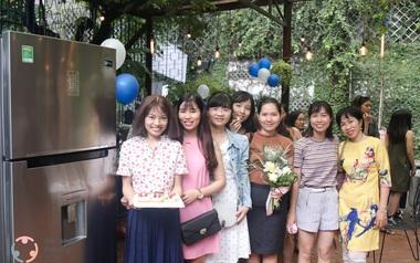 """Workshop """"Ngày thứ 8 của mẹ"""" tại Sài Gòn - Buổi tiệc chiều nho nhỏ truyền đam mê cho rất nhiều phụ nữ"""