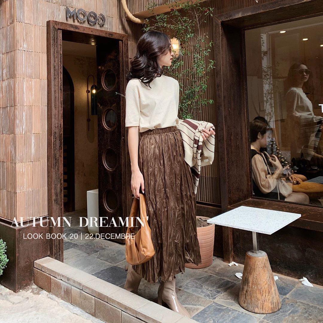 Nhắm trước 11 mẫu váy sau cho dịp 20/10 là chuẩn chỉnh, bộ nào cũng xinh mà giá chỉ từ 200k - Ảnh 11.