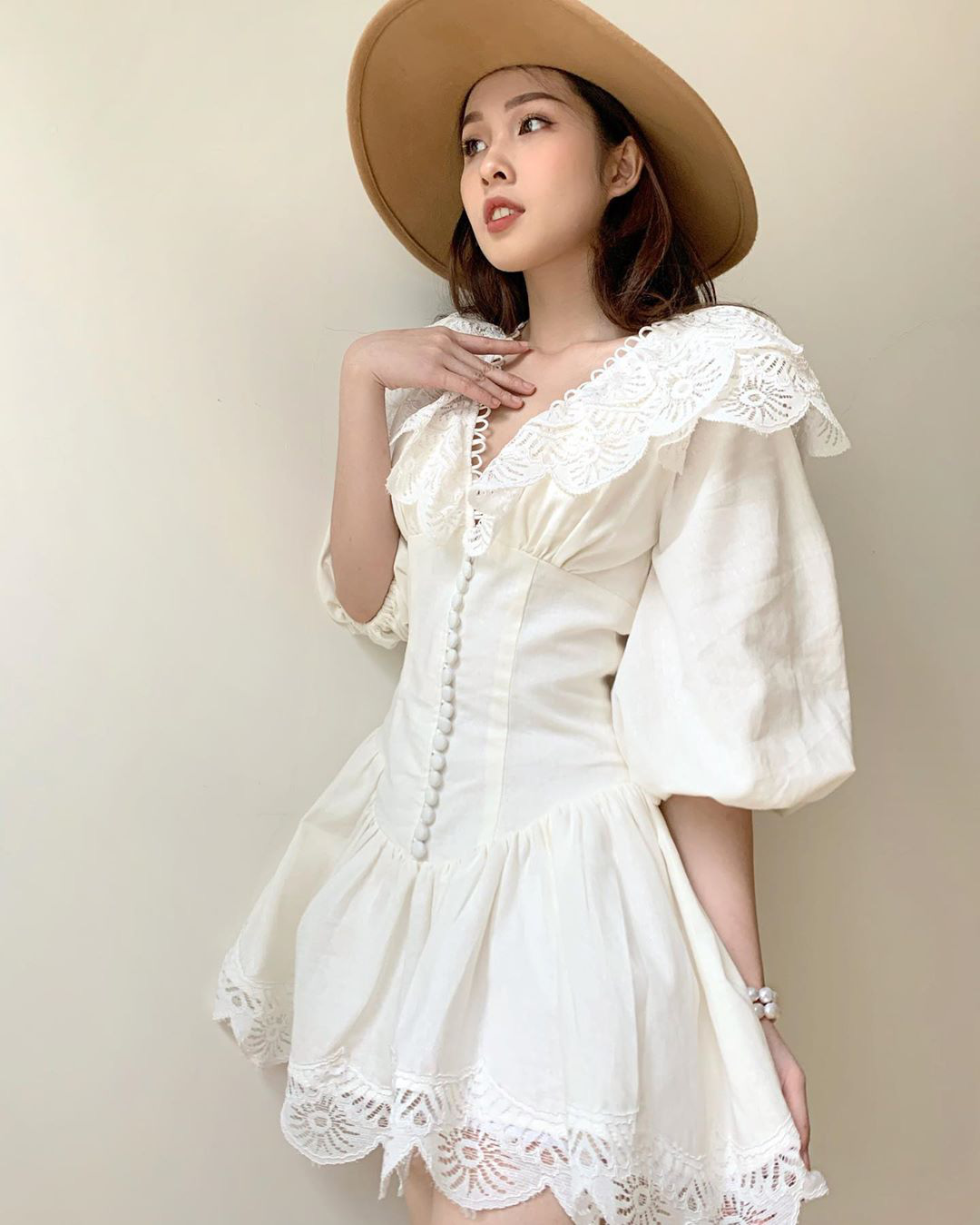 Nhắm trước 11 mẫu váy sau cho dịp 20/10 là chuẩn chỉnh, bộ nào cũng xinh mà giá chỉ từ 200k - Ảnh 7.
