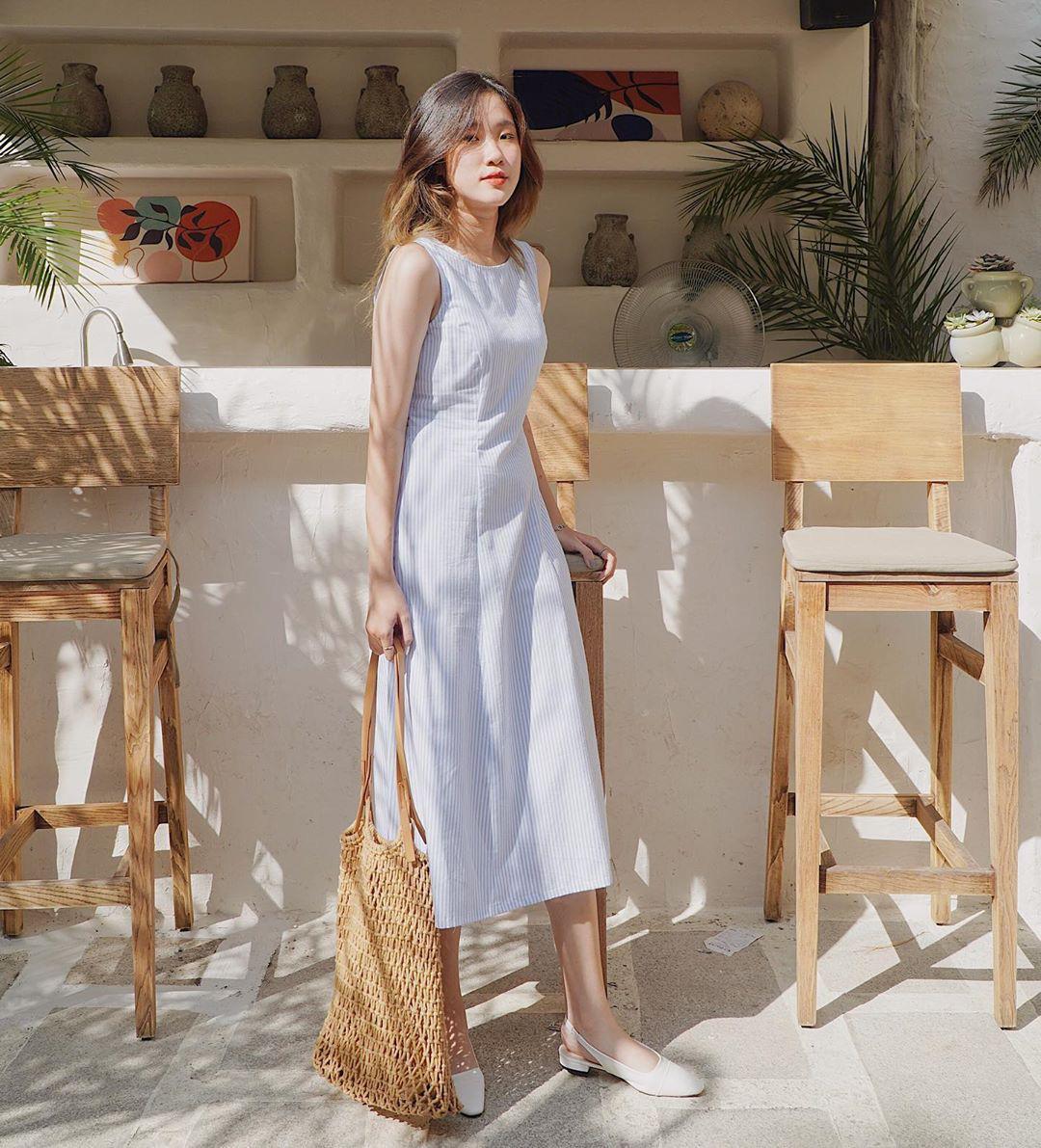 Nhắm trước 11 mẫu váy sau cho dịp 20/10 là chuẩn chỉnh, bộ nào cũng xinh mà giá chỉ từ 200k - Ảnh 8.