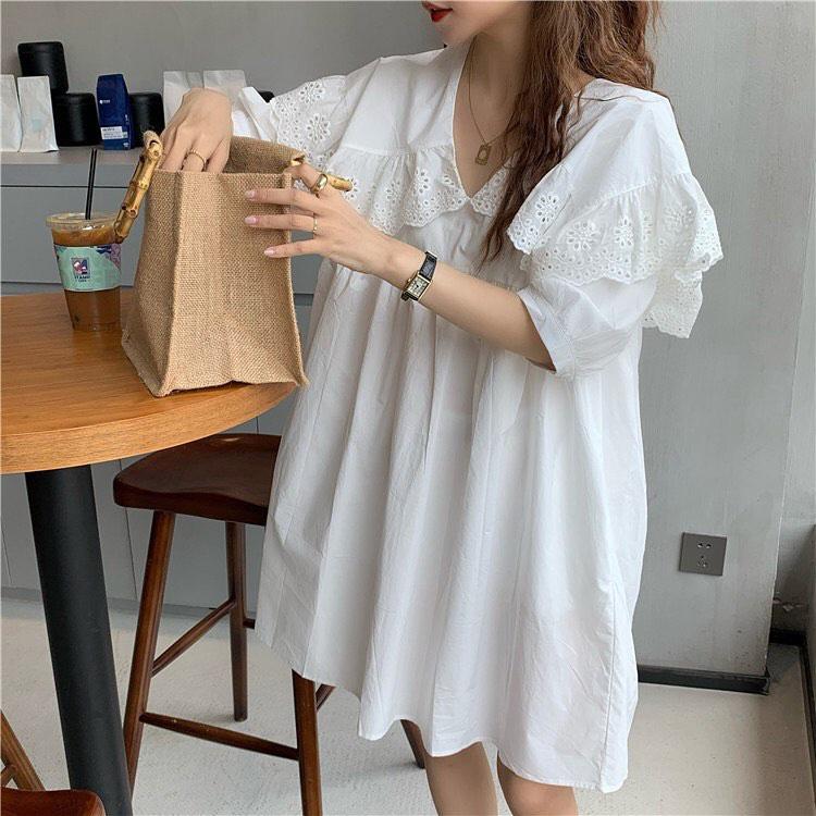 Nhắm trước 11 mẫu váy sau cho dịp 20/10 là chuẩn chỉnh, bộ nào cũng xinh mà giá chỉ từ 200k - Ảnh 9.