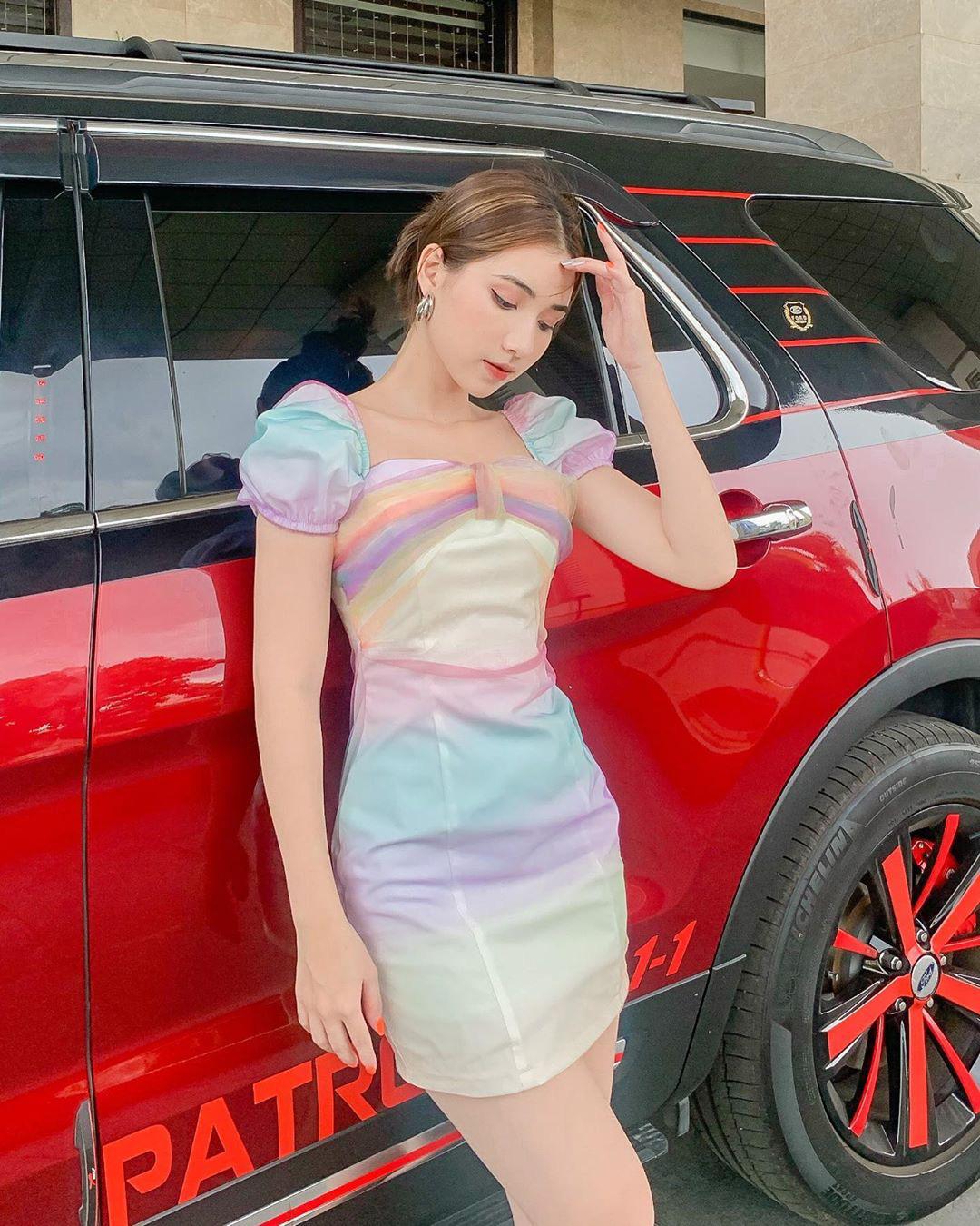 Nhắm trước 11 mẫu váy sau cho dịp 20/10 là chuẩn chỉnh, bộ nào cũng xinh mà giá chỉ từ 200k - Ảnh 6.