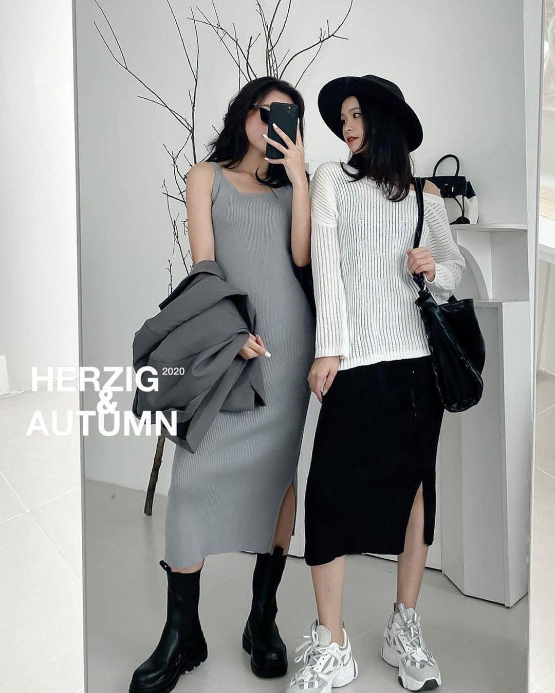 Song Hye Kyo diện áo len Zara mà sang nức nở, sắm về 1 em tương tự là bạn có style Thu chuẩn đẹp - Ảnh 5.