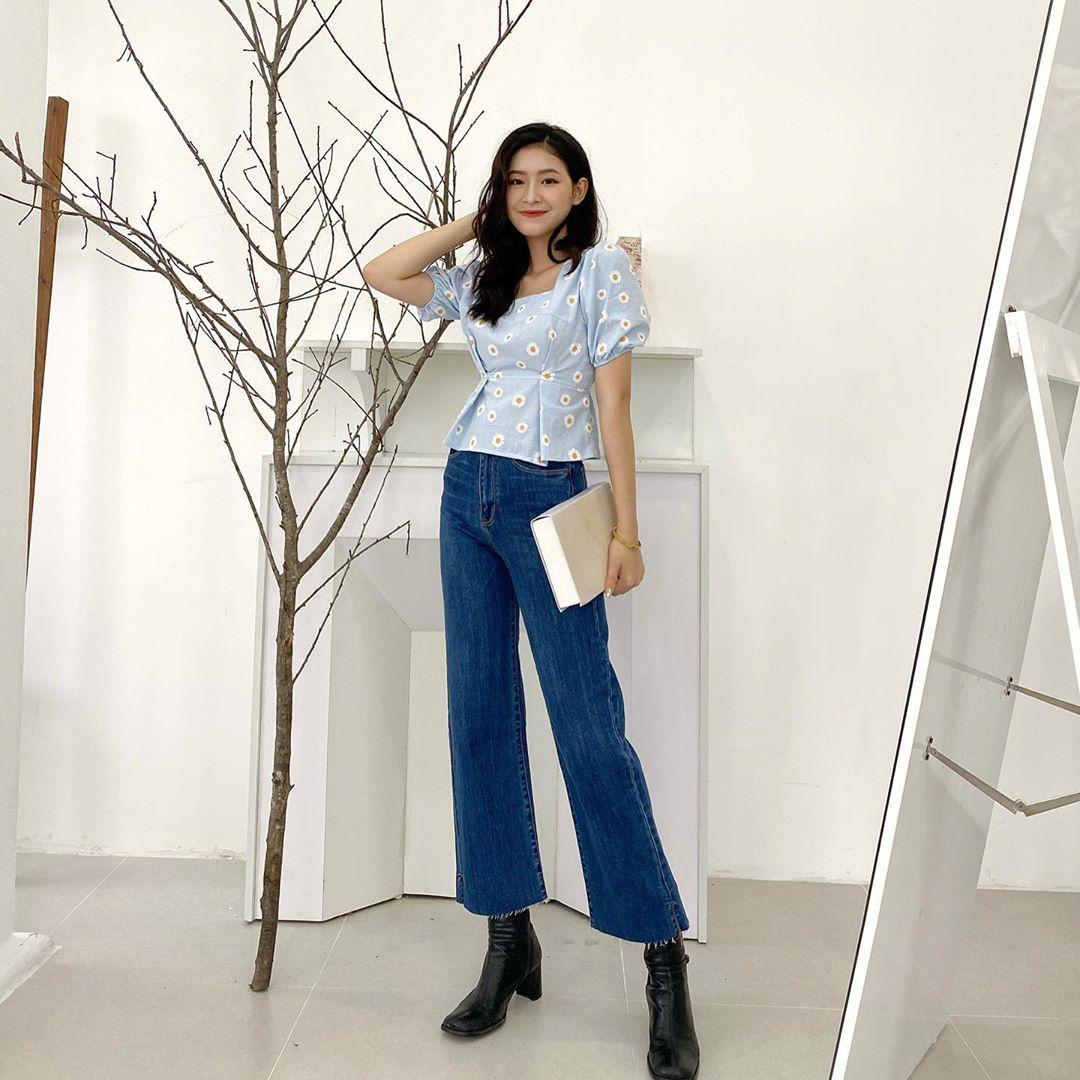 10 set đồ với quần jeans đáng sắm nhất tại các shop lúc này, giá cả thì cực kỳ yêu thương - Ảnh 8.