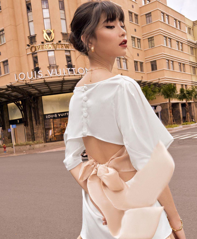 Chỉ từ 300k có ngay váy điệu đi hẹn hò 20/10: Lười tìm thì bạn chấm luôn 8 em váy bánh bèo xinh lịm tim này đi - Ảnh 5.
