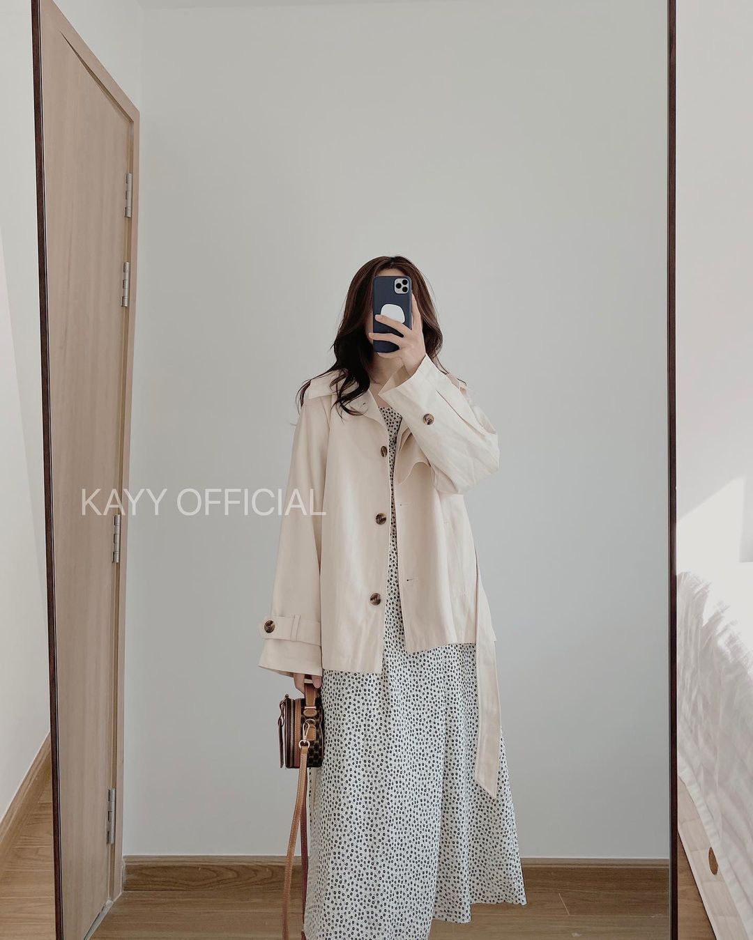 Sắm trench coat lúc này là đúng đắn nhất, lên đồ đơn giản cỡ nào cũng sang chảnh hay ho như gái Hàn - Ảnh 6.