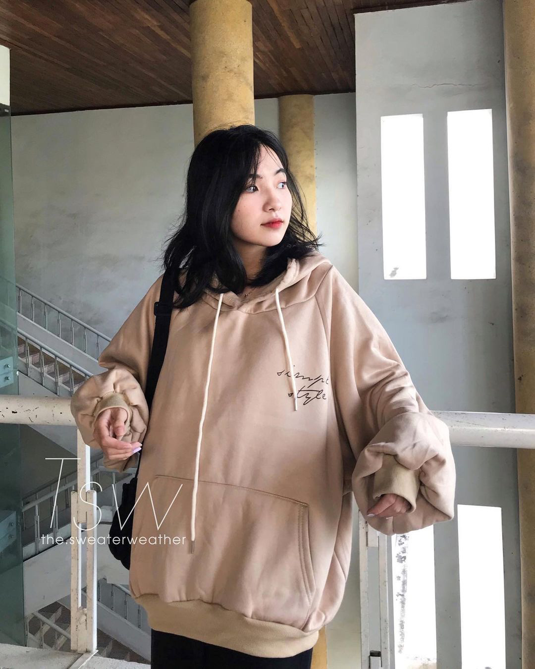 Sắm áo màu be, style của bạn chỉ có thanh lịch như gái Pháp hoặc sang xịn như gái Hàn trở lên - Ảnh 13.