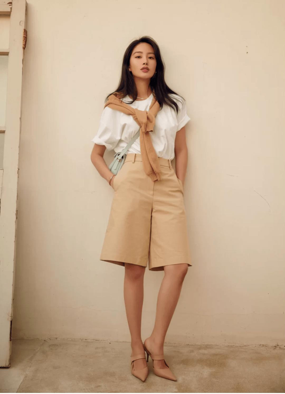 Hóng đồ Zara, H&M, Uniqlo được sao Hoa Hàn diện đợt này, biết ngay đâu là items đáng sắm nhất - Ảnh 5.