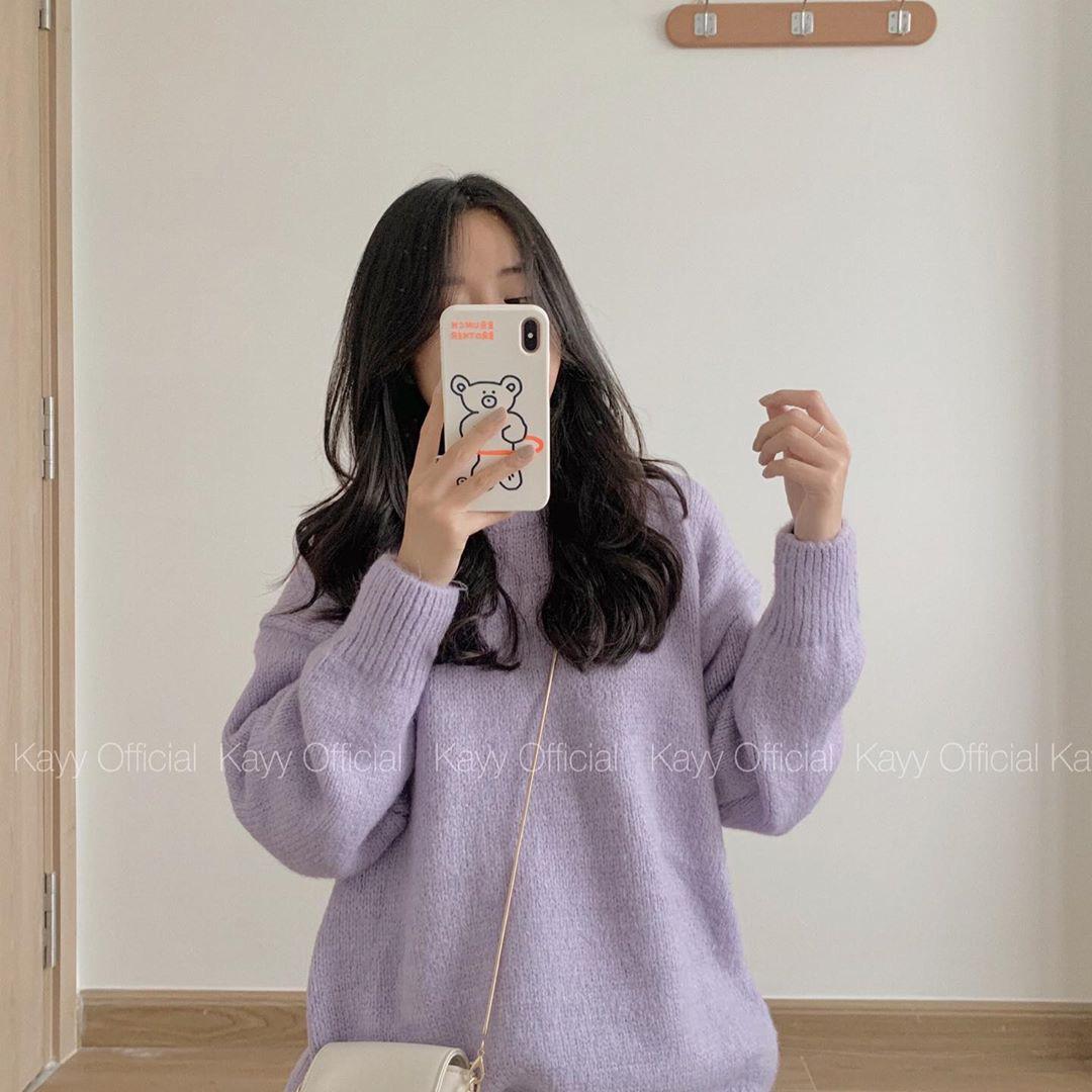 Chỉ từ 200k sắm được 5 kiểu áo len sao Hàn lăng xê - Ảnh 6.