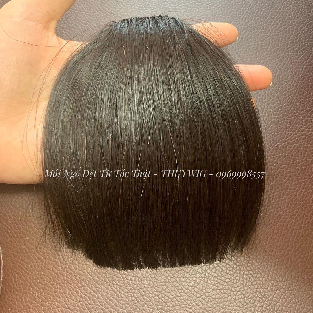 Học Jennie mua tóc mái giả trân với giá chỉ 11K - 300K - Ảnh 5.