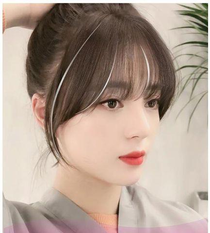 Học Jennie mua tóc mái giả trân với giá chỉ 11K - 300K - Ảnh 6.