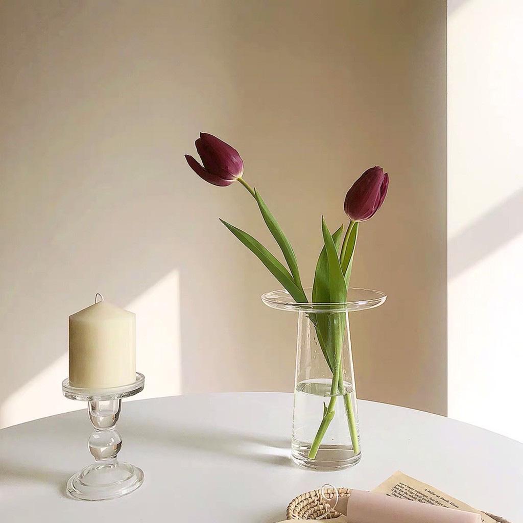 8 bình thủy tinh xinh xắn dành cho hội ghiền decor nhà kiểu Hàn giá chỉ từ 45K - Ảnh 8.