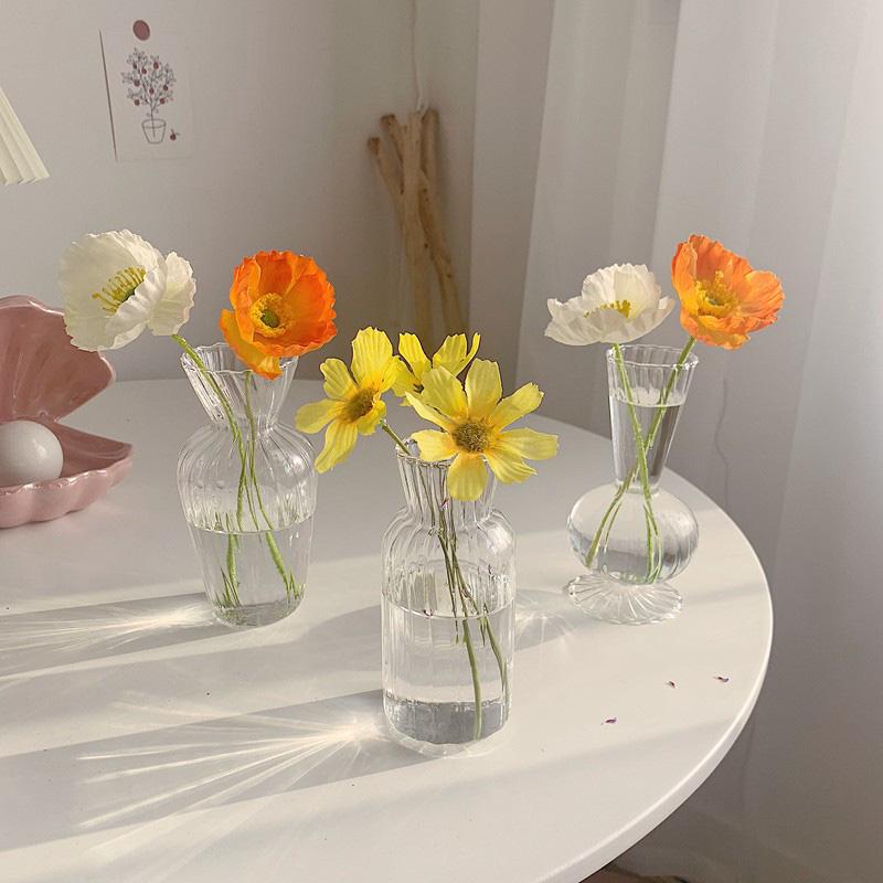 8 bình thủy tinh xinh xắn dành cho hội ghiền decor nhà kiểu Hàn giá chỉ từ 45K - Ảnh 4.