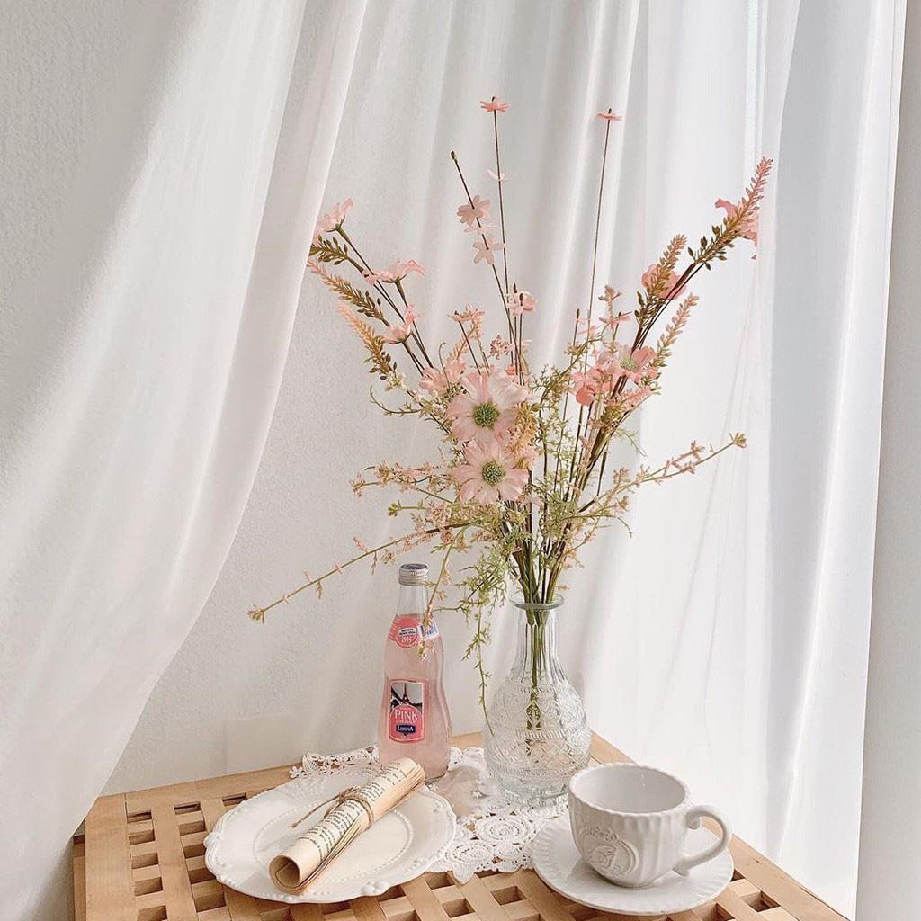 8 bình thủy tinh xinh xắn dành cho hội ghiền decor nhà kiểu Hàn giá chỉ từ 45K - Ảnh 5.