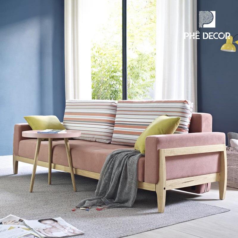 7 mẫu sofa giường từ 4,2 triệu cho phòng ốc gọn gàng nhỏ xinh - Ảnh 1.