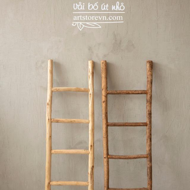 Thang gỗ treo quần áo tiện lợi kiêm luôn đồ decor giá chỉ từ 250k - Ảnh 6.