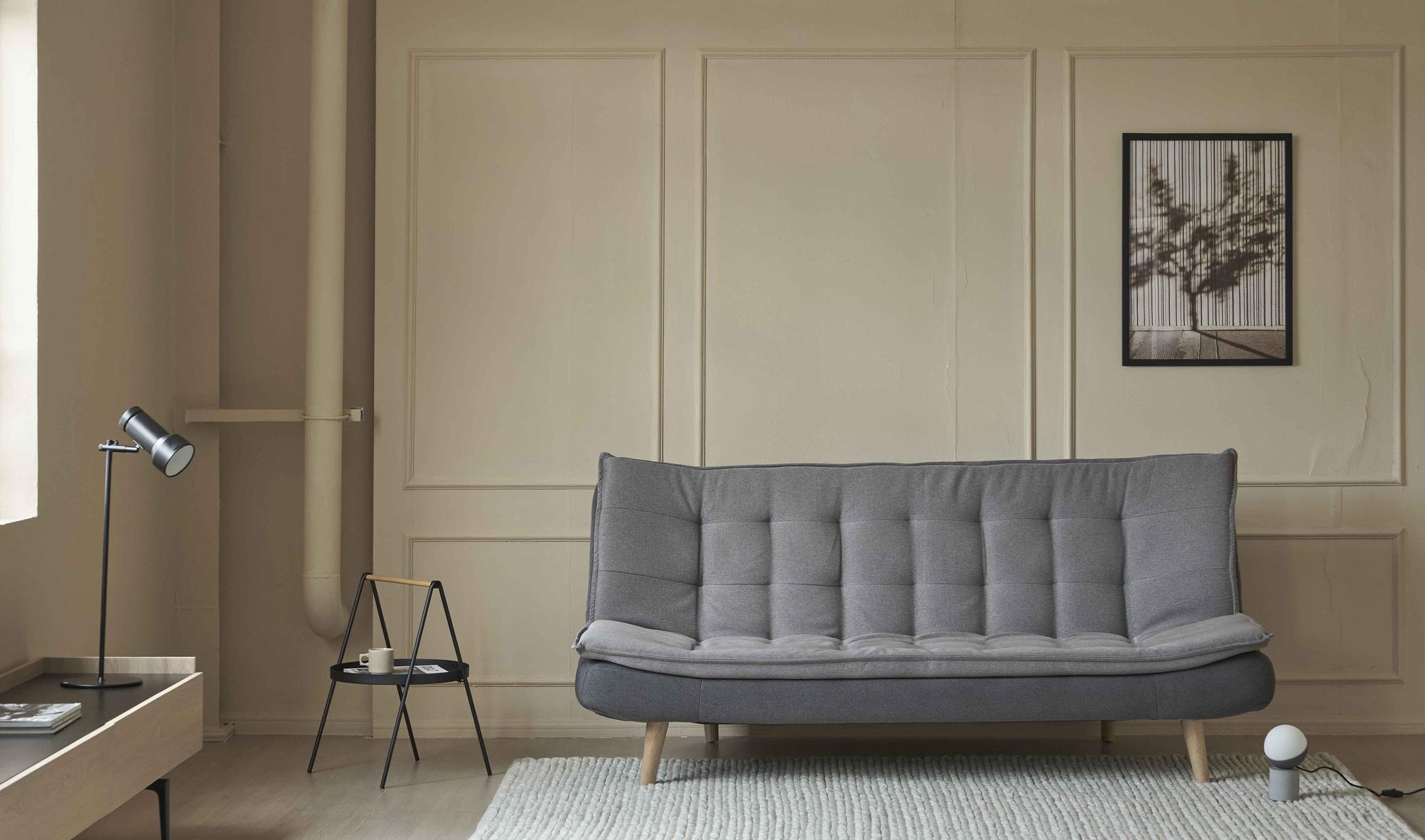 7 mẫu sofa giường từ 4,2 triệu cho phòng ốc gọn gàng nhỏ xinh - Ảnh 8.