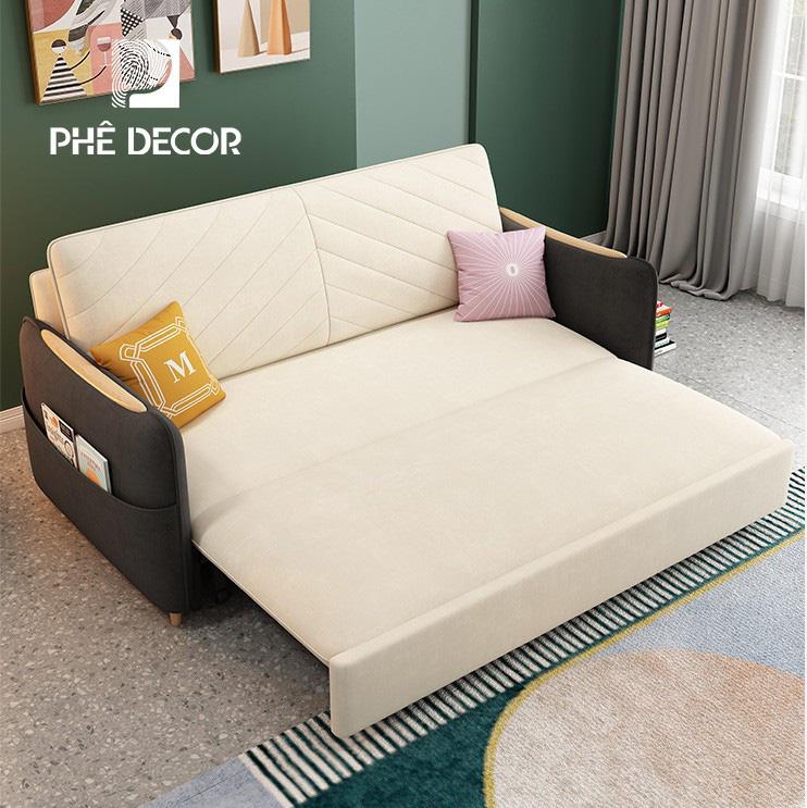 7 mẫu sofa giường từ 4,2 triệu cho phòng ốc gọn gàng nhỏ xinh - Ảnh 3.