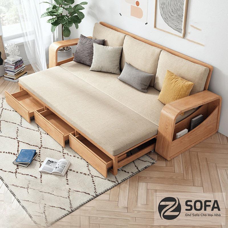 7 mẫu sofa giường từ 4,2 triệu cho phòng ốc gọn gàng nhỏ xinh - Ảnh 4.